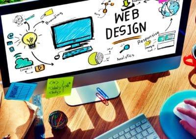 WebDesign – Kleine Unternehmen